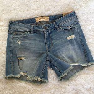 NWT Hollister shorts size 1/25